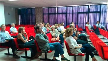 Directores y Coordinadores de Posgrado, se reunieron en el último Taller del año