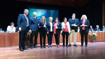 La UNCUYO celebró sus 80 años y tuvo su acto aniversario