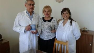 La Facultad de Odontología recibe al Dr.Gallardo de la Universidad Mayor de San Andrés, Bolivia