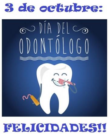 3 de octubre: Día del Odontólogo