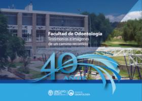Revista aniversario: 40 años Facultad de Odontología