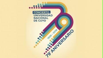 La Universidad Nacional de Cuyo, celebra sus 79 años
