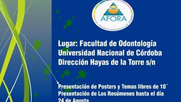 XIV JORNADAS ESTUDIANTILES DE AFORA 2012
