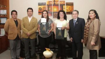 Personal de Apoyo Académico realizó movilidad académica en Perú
