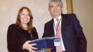 Participacion de la Dra Adriana Poletto en el IX Congreso Latinoamericano de  Radiología Buco Maxilofacial