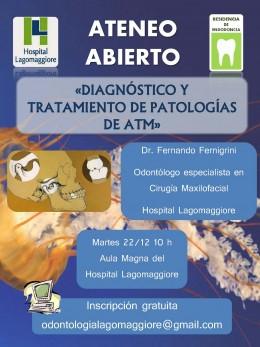 Ateneo Abierto en el Hospital Lagomaggiore