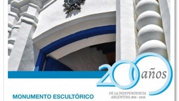 Convocan a concurso para realizar Monumento Escultórico en Homenaje A la Independencia y al Pueblo Cuyano