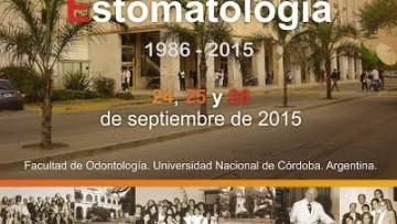 XXX encuentro de Estudiantes y Profesores de Estomatología