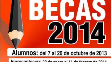 BECAS 2014: Informe y Reglamentos