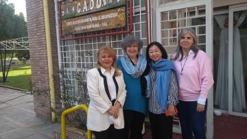 La FO recibió a disertantes de Brasil y Argentina en la Jornada Internacional