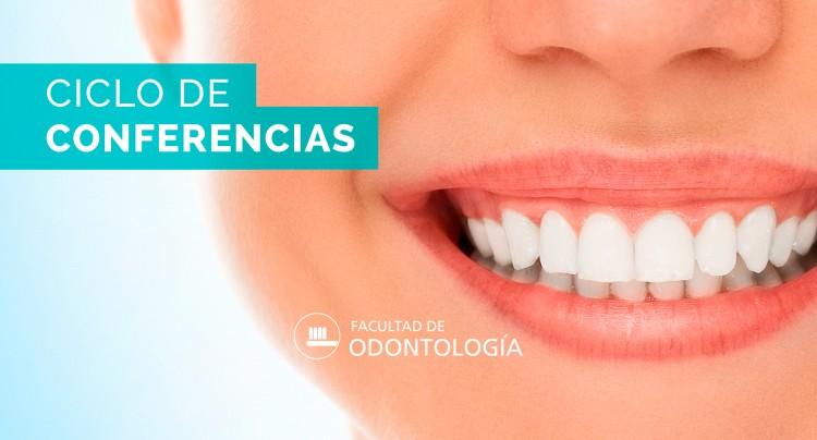 Ciclo de conferencias en Facultad de Odontología