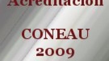 INFORME DE AUTOEVALUACIÓN 2009