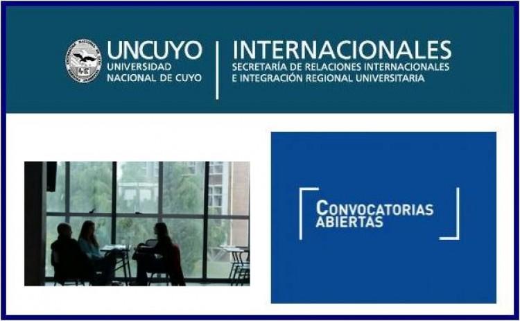 Relaciones Internacionales - Convocatorias Abiertas
