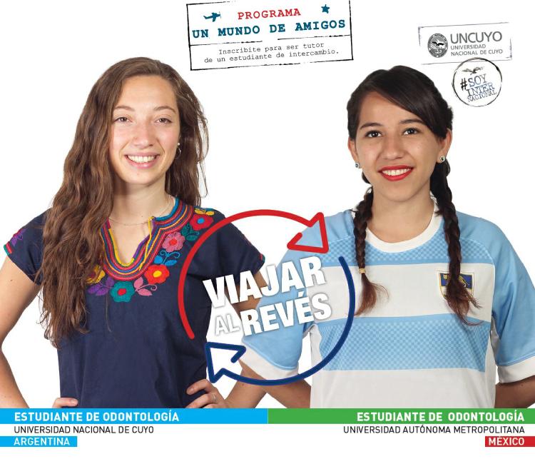 Programa de tutores \Un mundo de amigos\- llamado 1º Semestre de 2018