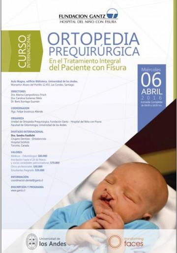 Curso Internacional de Ortopedia Prequirúrgica en el Tratamiento Integral del Paciente con Fisura