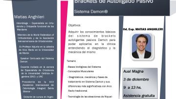 Curso de ortodoncia de brackets de autoligado pasivo