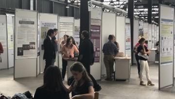 La Facultad de Odontología, presente en las XXV Jornadas de Investigación