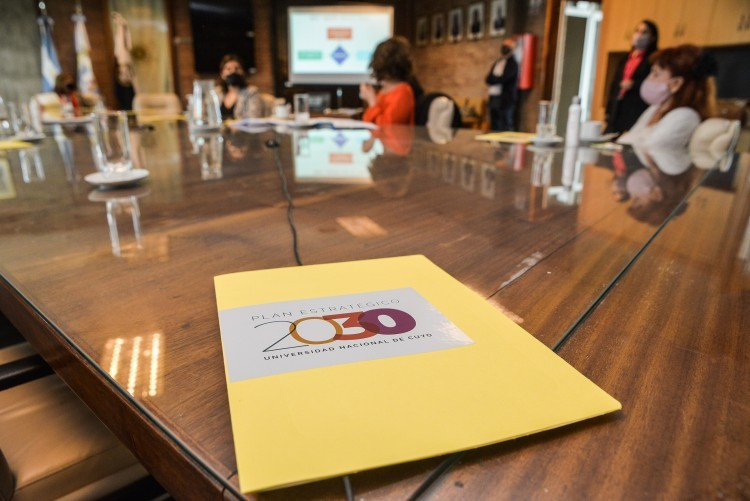 Se realizarán en la UNCUYO las II Jornadas del Plan Estratégico 2030