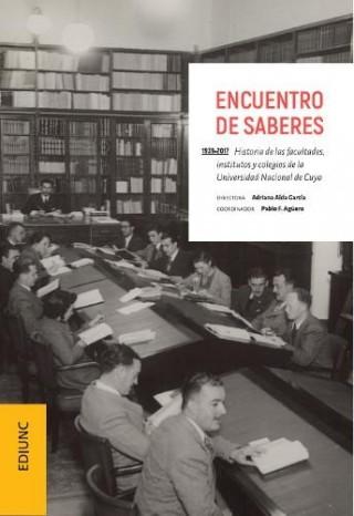 "Libro: ""Encuentro de saberes"""