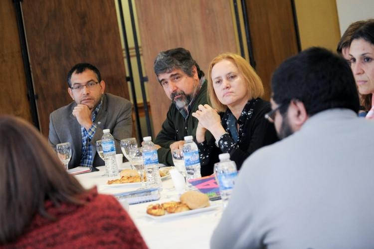 Bienestar concretó reunión con responsables de Asuntos Estudiantiles