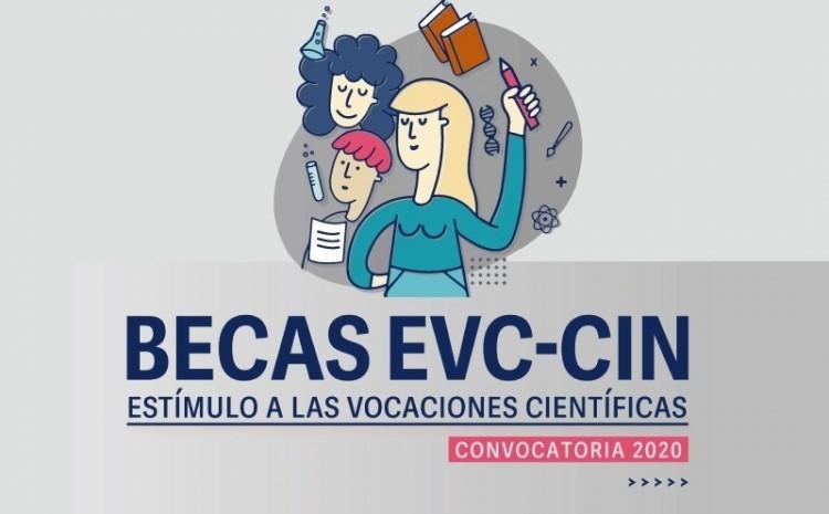 Convocatoria Becas de Estímulo a las Vocaciones Científicas 2020