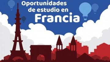 Estudiantes, egresados, docentes, investigadores y público en general podrán formarse en Francia