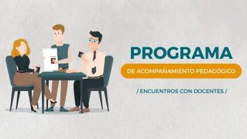 Continúa el Programa de acompañamiento pedagógico para Docentes de la FO