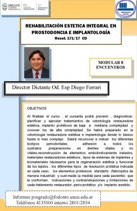 Rehabilitación Estética Integral en Prostodoncia e Implantología