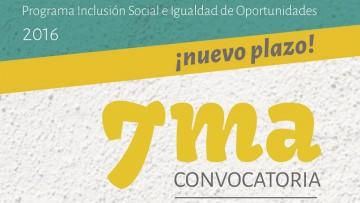 Presentación de Proyectos SOCIO TERRITORIALES