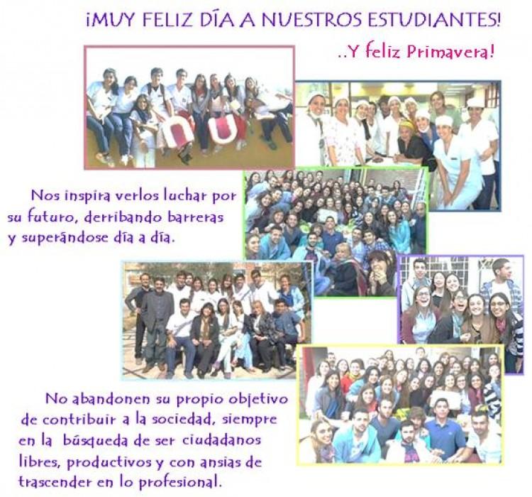 21 de Setiembre: Día del Estudiante, Día de la Sanidad y comienzo de la Primavera