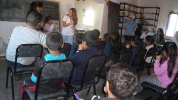 Educación para la salud en pobladores de Maipú, el Proyecto Mauricio López de la FO