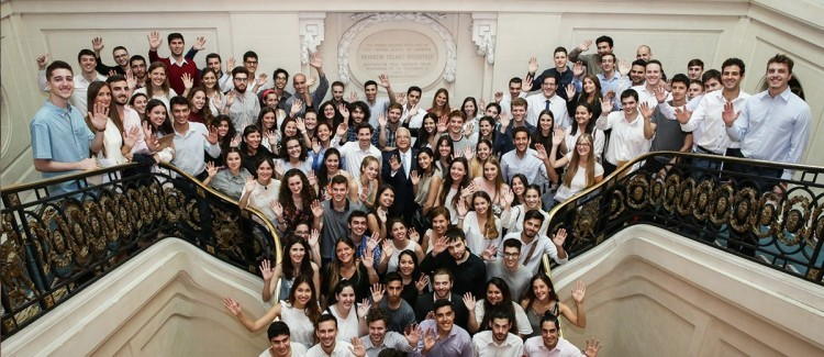 """BECA """"FRIENDS OF FULBRIGHT"""": Estudiantes de grado destacados de la República Argentina"""