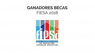 ¡Conocé a los ganadores de las Becas para FIESA 2018!