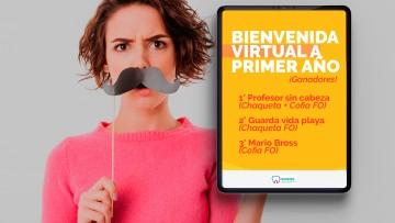 ¡Se llevó a cabo la Bienvenida virtual a Primer año!