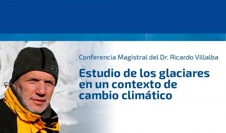 """El Dr. Ricardo Villalba presenta el curso """"Perspectivas Multi e Interdisciplinarias para la formación ambiental"""""""