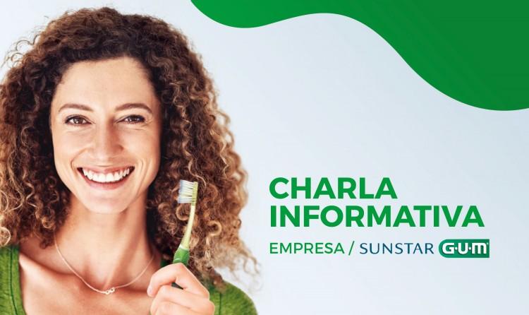 Se acerca una charla informativa de la empresa Sunstar/GUM