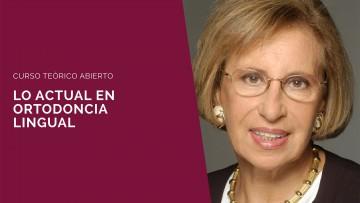 """La Dra. Harfin visita la FO con el curso: """"Lo actual en Ortodoncia lingual"""""""
