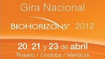 Gira Nacional BioHorizons 2012