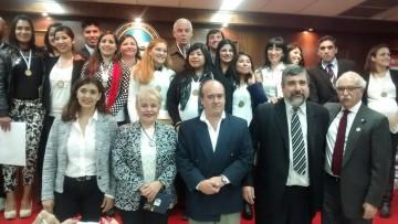 Primera Cohorte de la Tecnicatura Universitaria en Prótesis Dental