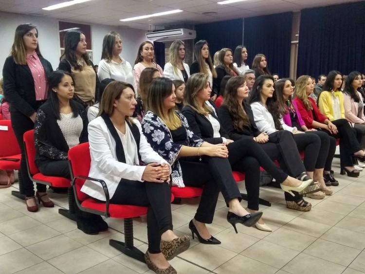 Juraron nuevos egresados de la Facultad de Odontología