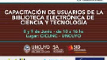 Biblioteca Electrónica de Ciencia y Tecnología de la República Argentina