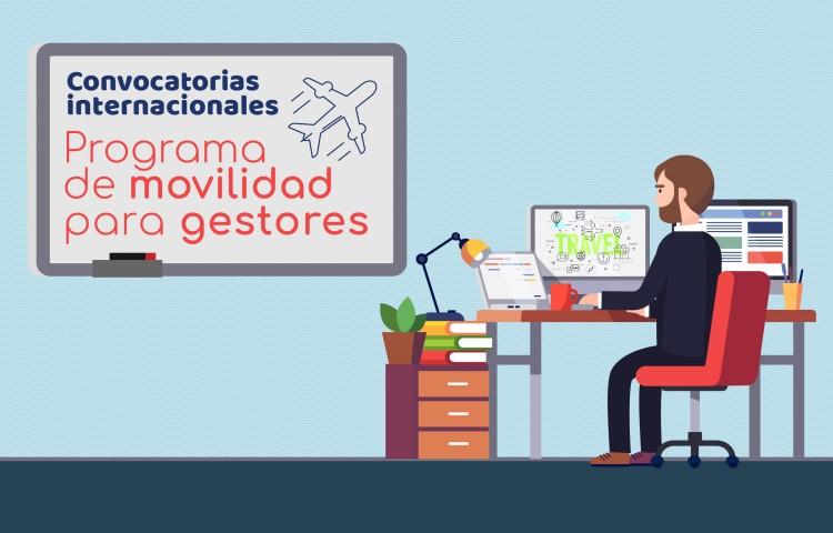 Relaciones internacionales dará una charla sobre el Programa de Movilidad para Gestores