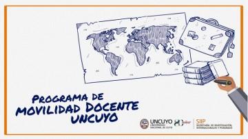 Programa de Movilidad Docente 2019-2020 y Programa ESCALA AUGM 2do llamado