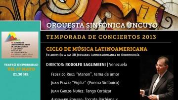 CICLO DE MUSICA LATINOAMERICANA
