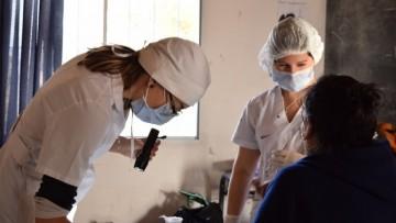 Salud Bucal en el Departamento de Maipú