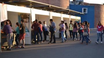 La Facultad de Odontología estuvo presente en la Feria Oferta de Posgrado