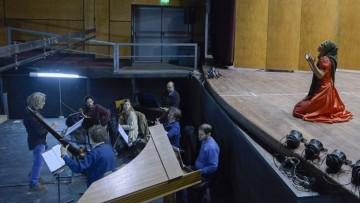 El Opera Studio estrenará su primera ópera
