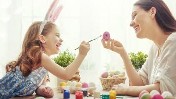 Domingo 1 de abril: Día de Pascua