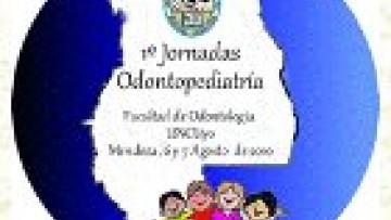 Jornadas de Odontopediatría - Programa