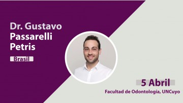 El Dr. Gustavo Passarelli Petris de Brasil, visitará la FO